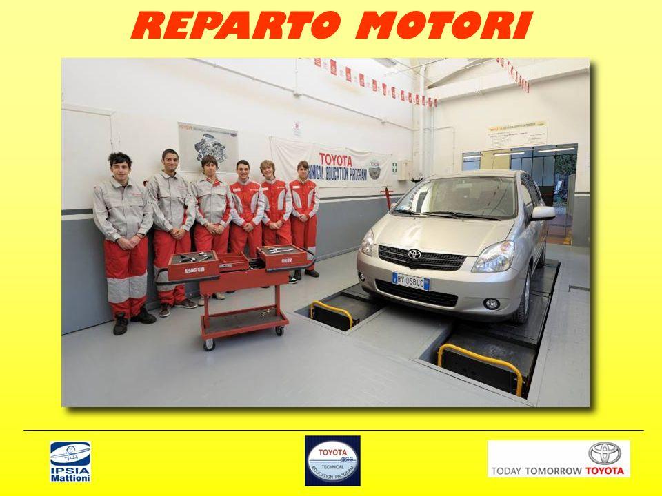REPARTO MOTORI