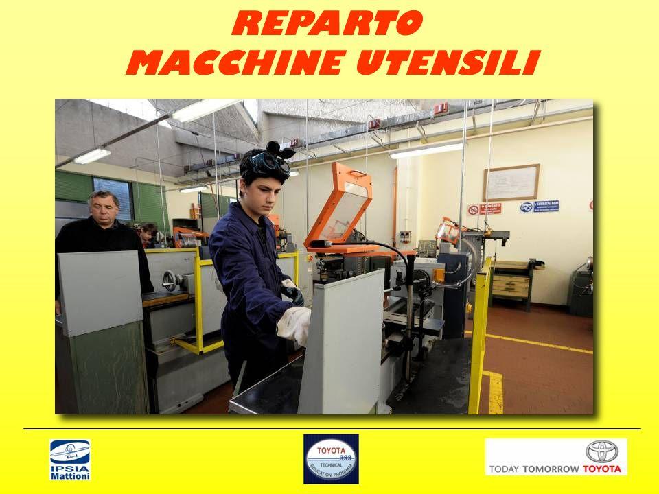 REPARTO MACCHINE UTENSILI
