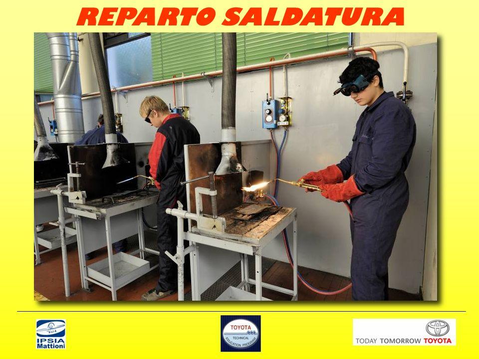 REPARTO SALDATURA