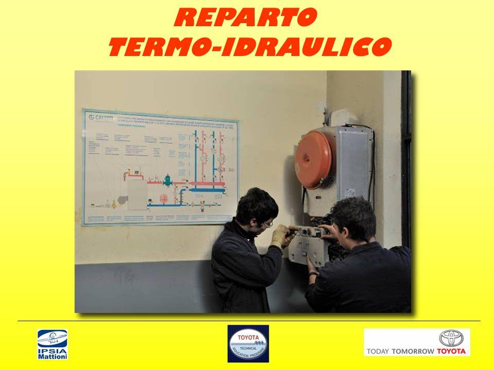 REPARTO TERMO-IDRAULICO