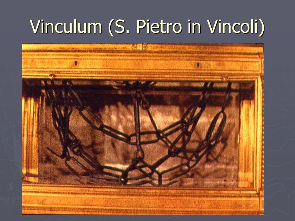 Vinculum (S. Pietro in Vincoli)