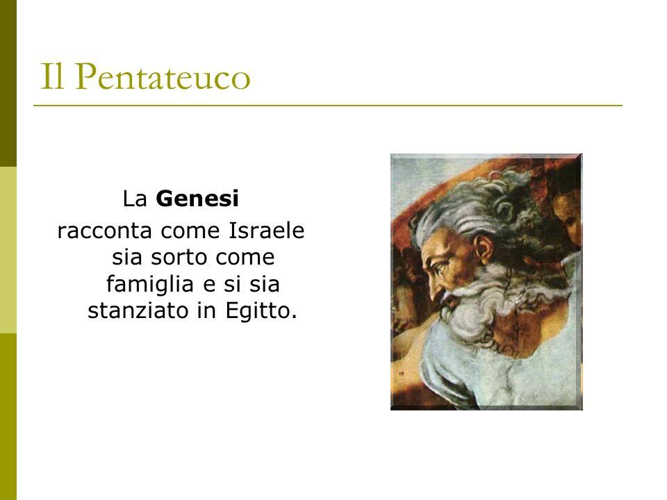 Il Pentateuco La Genesi