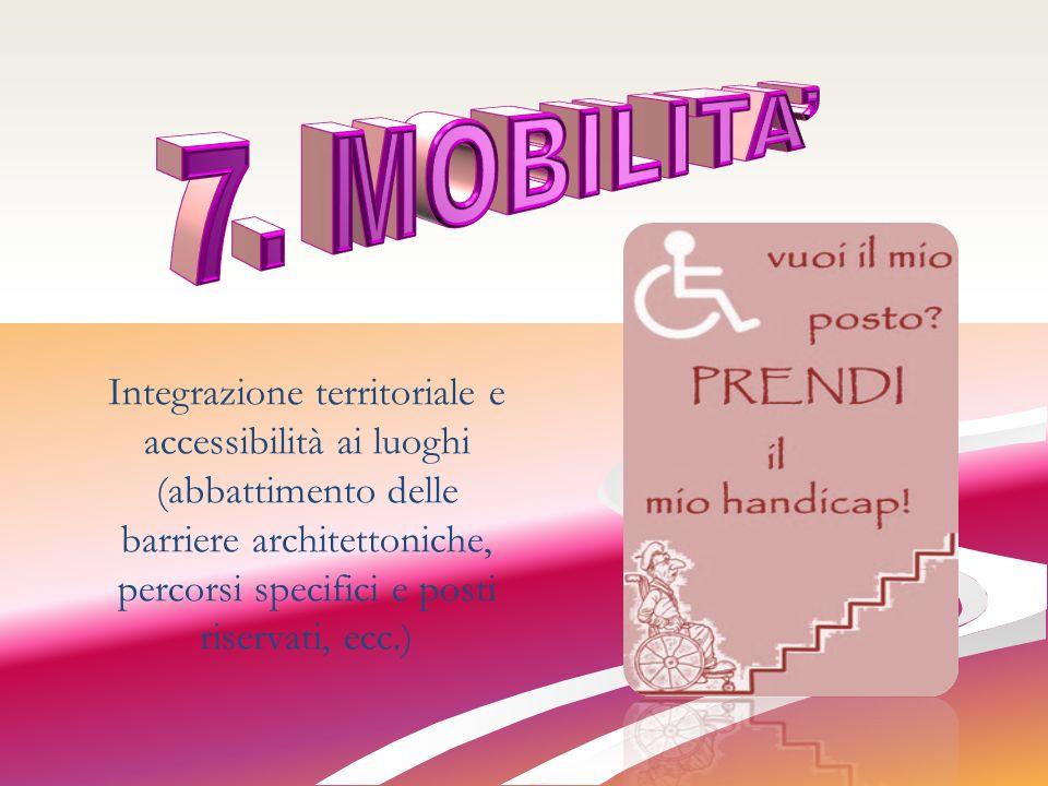 7. MOBILITA'