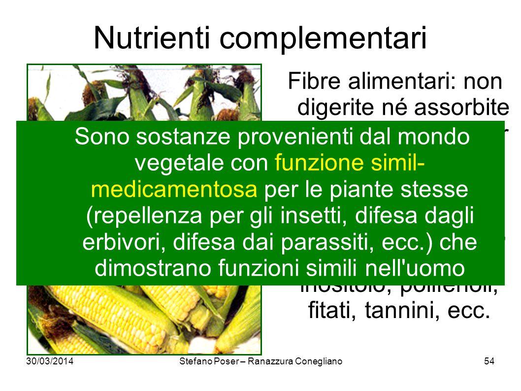 Nutrienti complementari