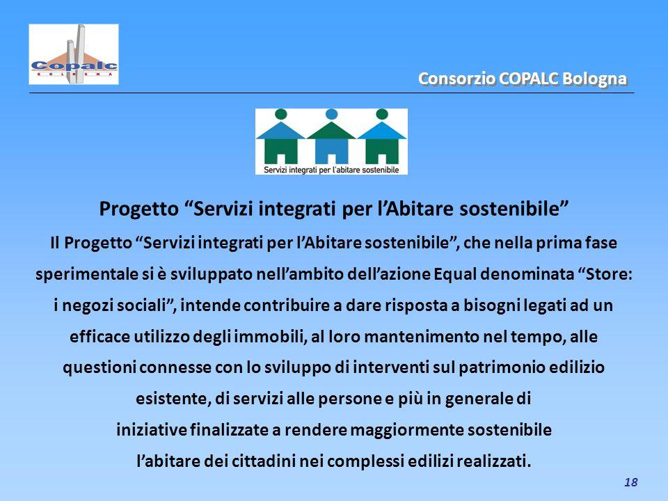 Progetto Servizi integrati per l'Abitare sostenibile