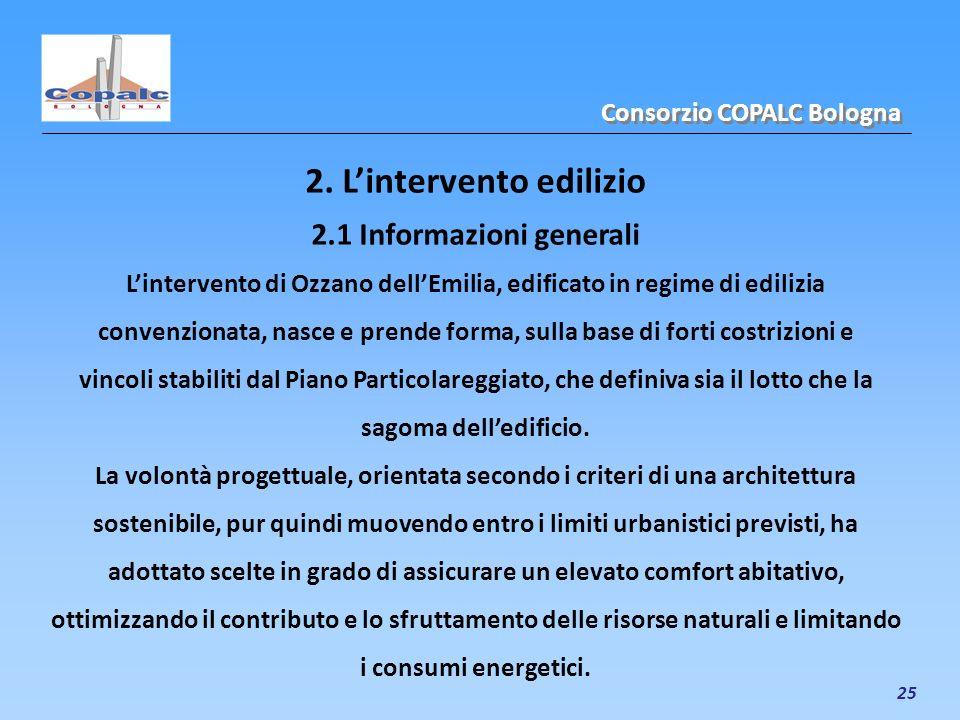 2. L'intervento edilizio
