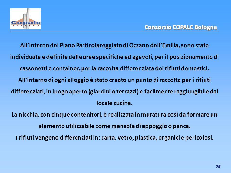Consorzio COPALC Bologna
