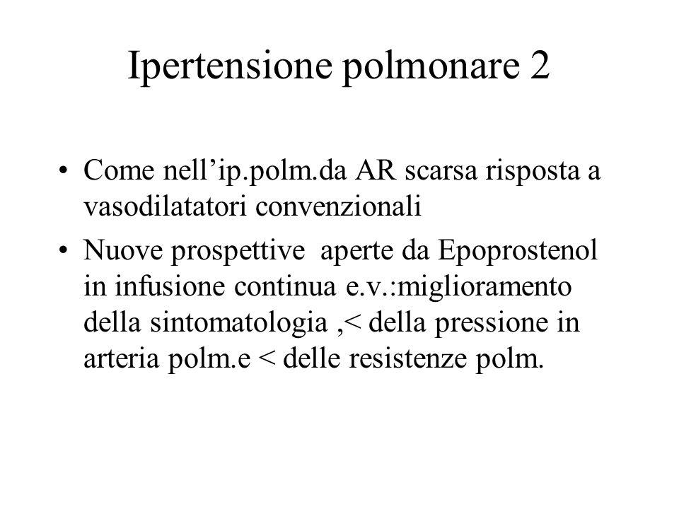 Ipertensione polmonare 2