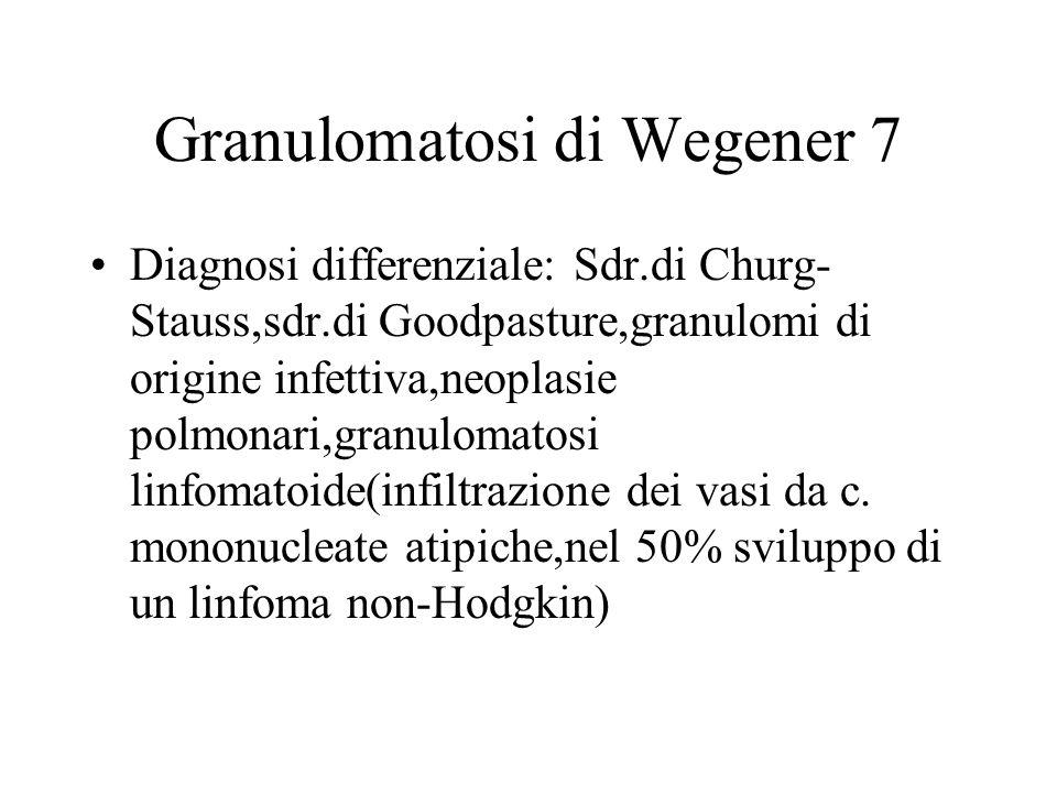 Granulomatosi di Wegener 7