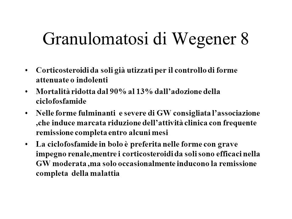 Granulomatosi di Wegener 8
