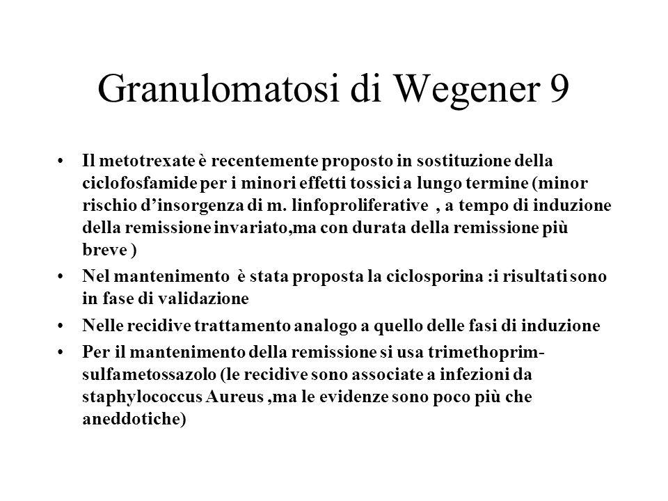 Granulomatosi di Wegener 9