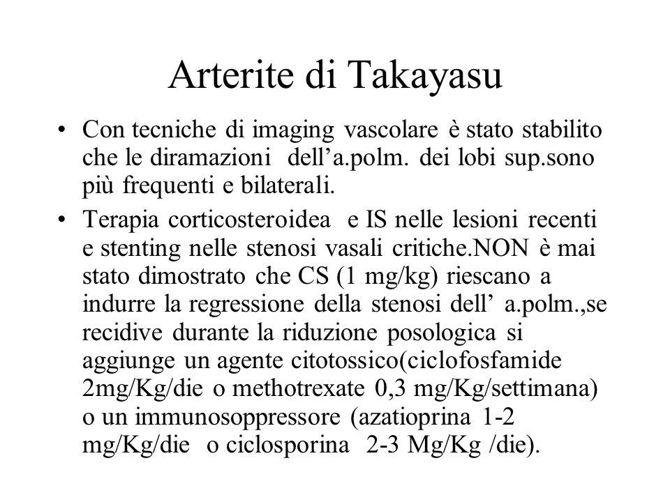 Arterite di Takayasu