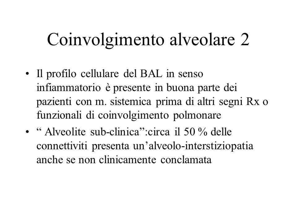 Coinvolgimento alveolare 2