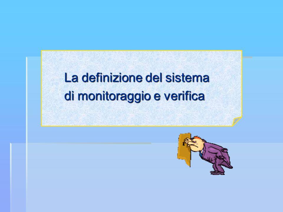 La definizione del sistema