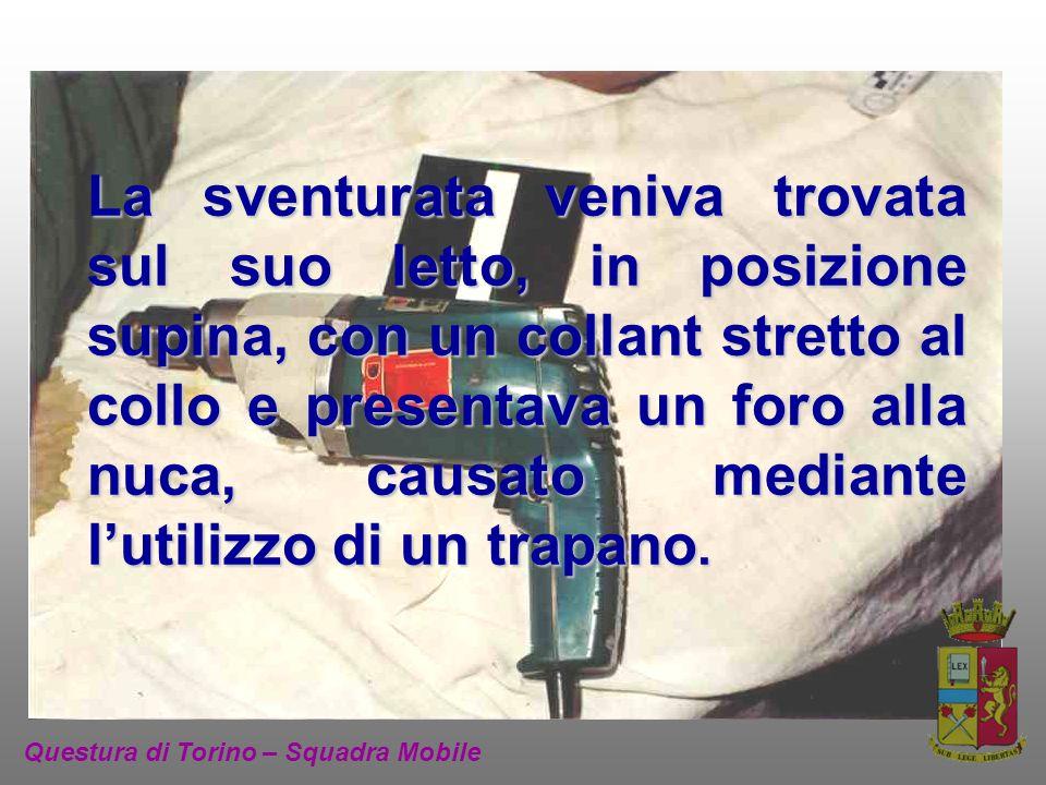 Questura di Torino – Squadra Mobile