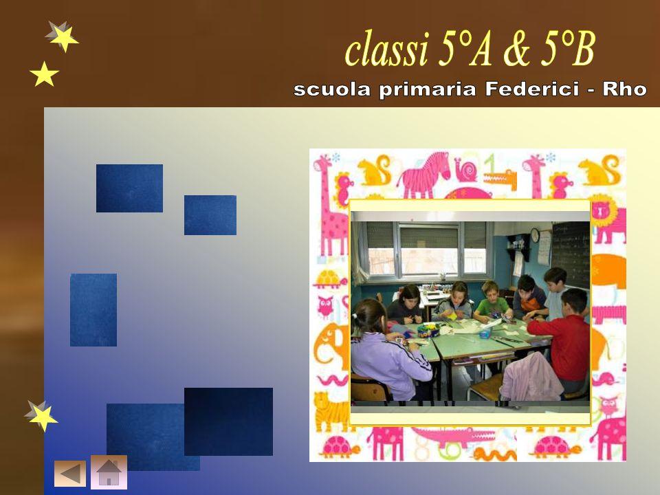 scuola primaria Federici - Rho