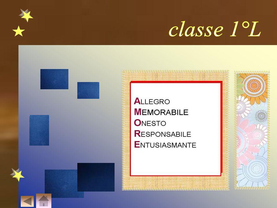 classe 1°L