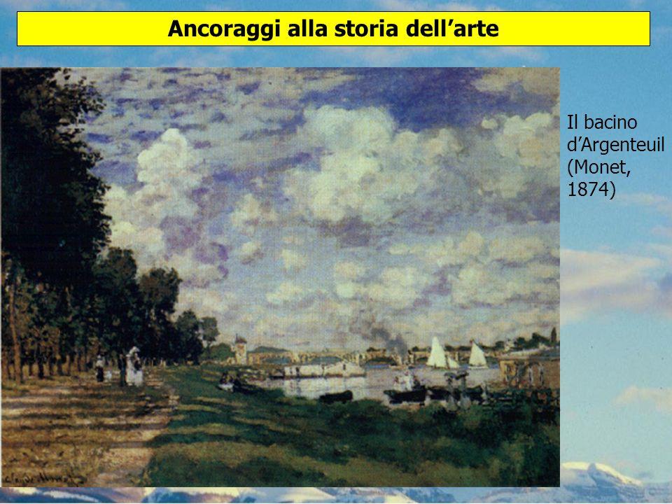 Ancoraggi alla storia dell'arte