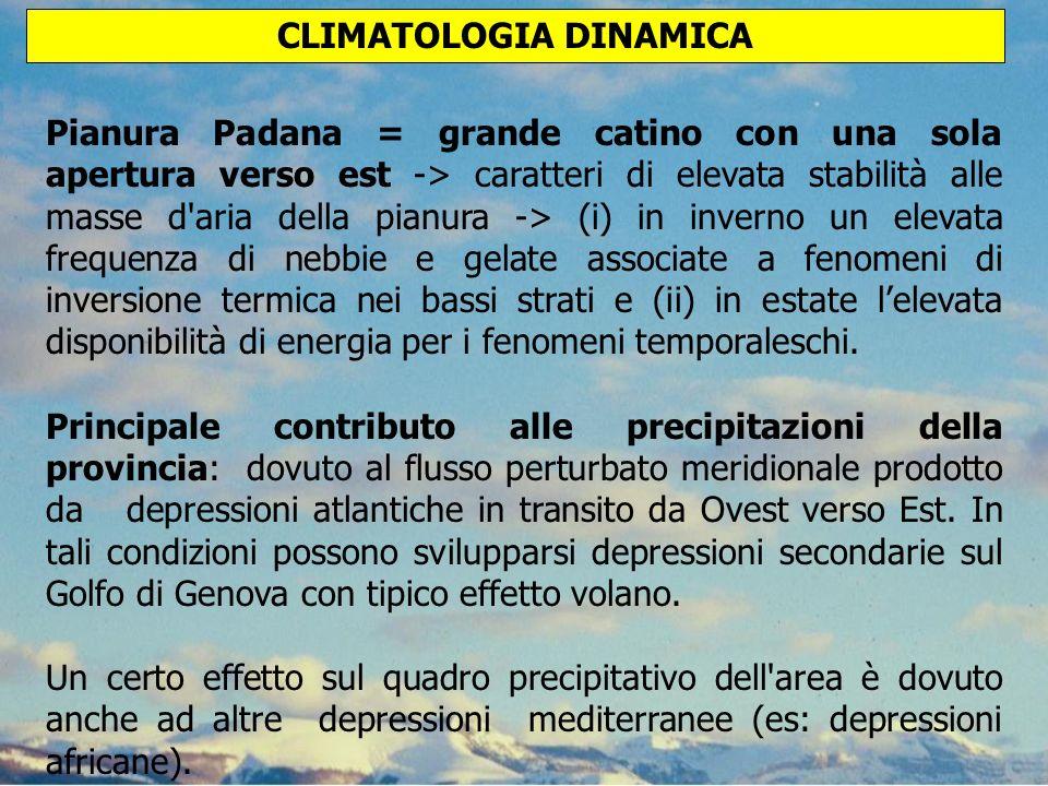CLIMATOLOGIA DINAMICA