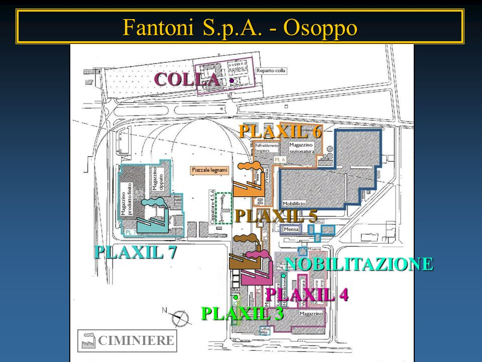 Fantoni S.p.A. - Osoppo COLLA PLAXIL 6 PLAXIL 5 PLAXIL 7 NOBILITAZIONE