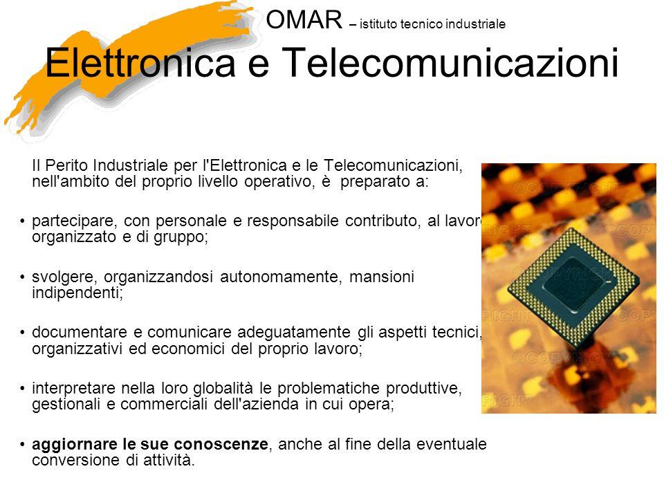 Elettronica e Telecomunicazioni