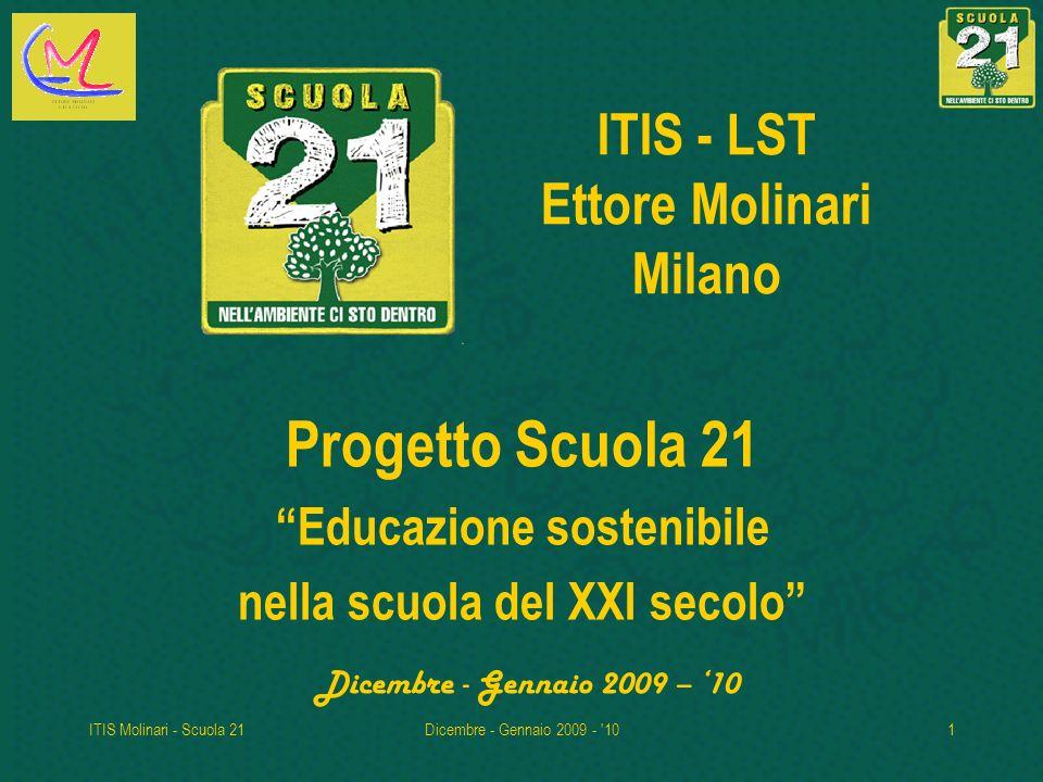 ITIS - LST Ettore Molinari Milano