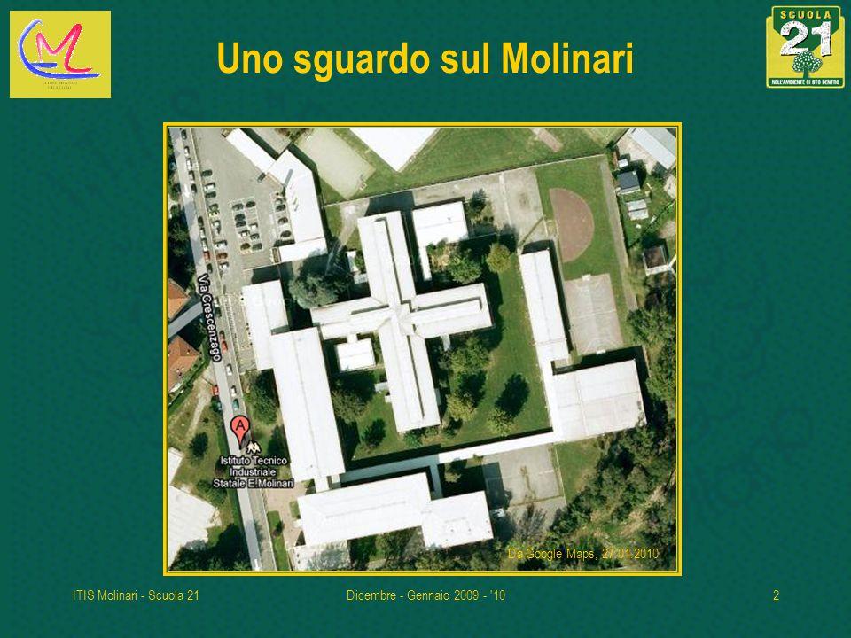 Uno sguardo sul Molinari