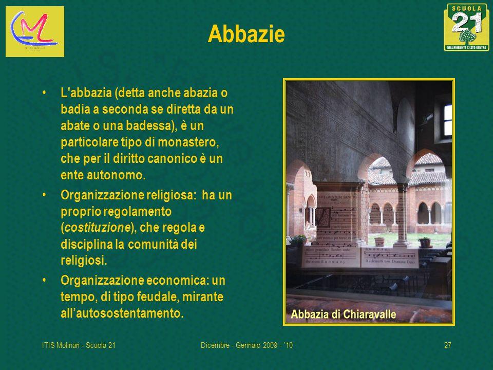 Abbazie