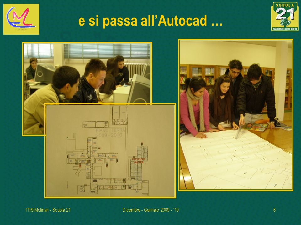 e si passa all'Autocad …