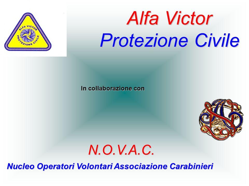 Nucleo Operatori Volontari Associazione Carabinieri