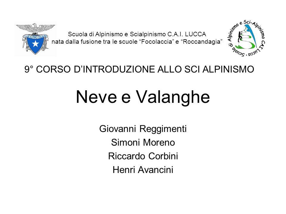 Giovanni Reggimenti Simoni Moreno Riccardo Corbini Henri Avancini