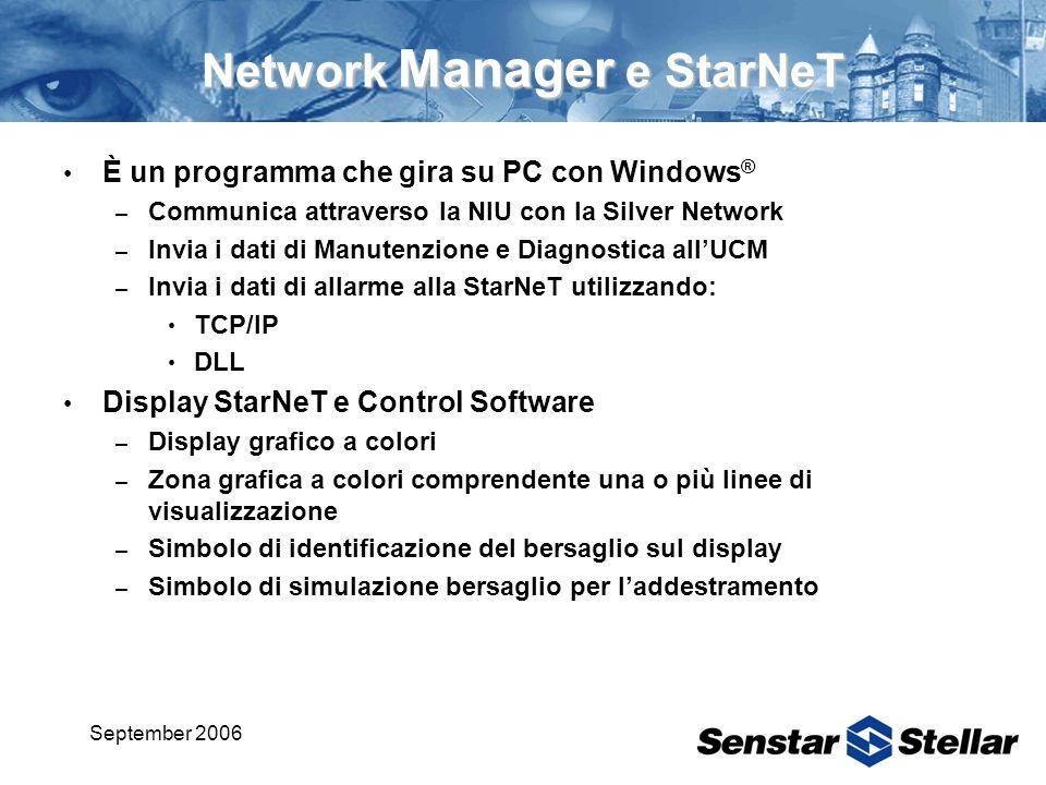 Network Manager e StarNeT