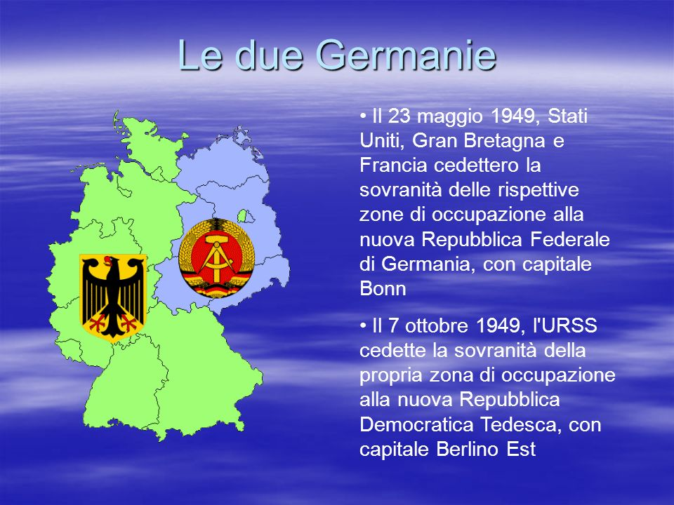 Le due Germanie