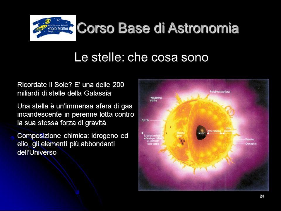 Corso Base di Astronomia