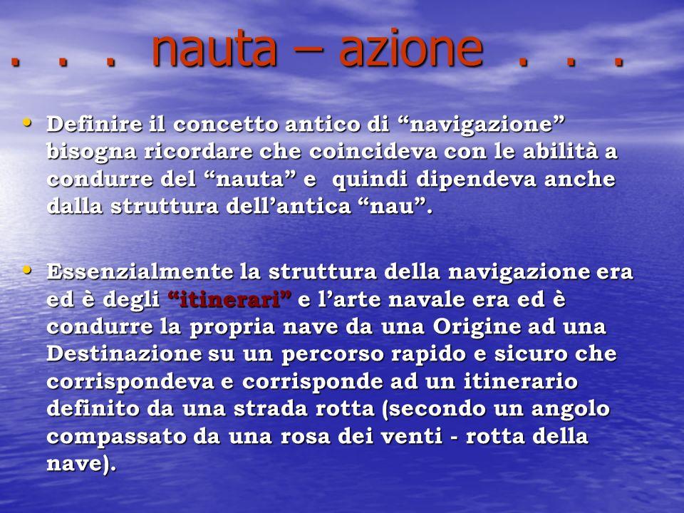 . . . nauta – azione . . .
