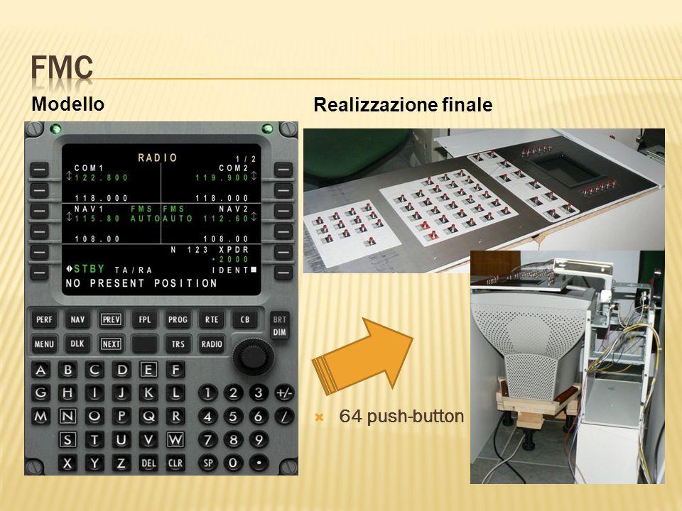 fmc Modello Realizzazione finale 64 push-button