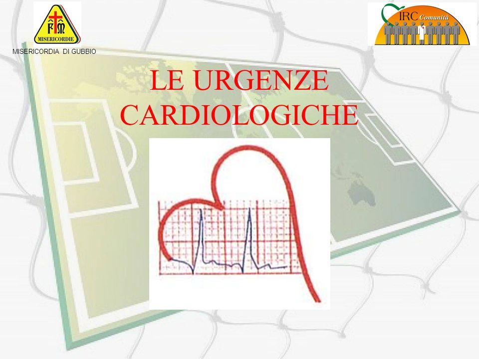 LE URGENZE CARDIOLOGICHE