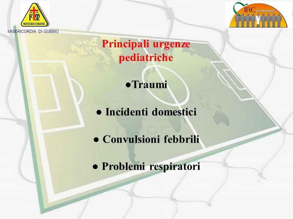 Principali urgenze pediatriche