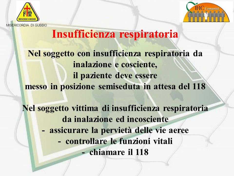 Insufficienza respiratoria