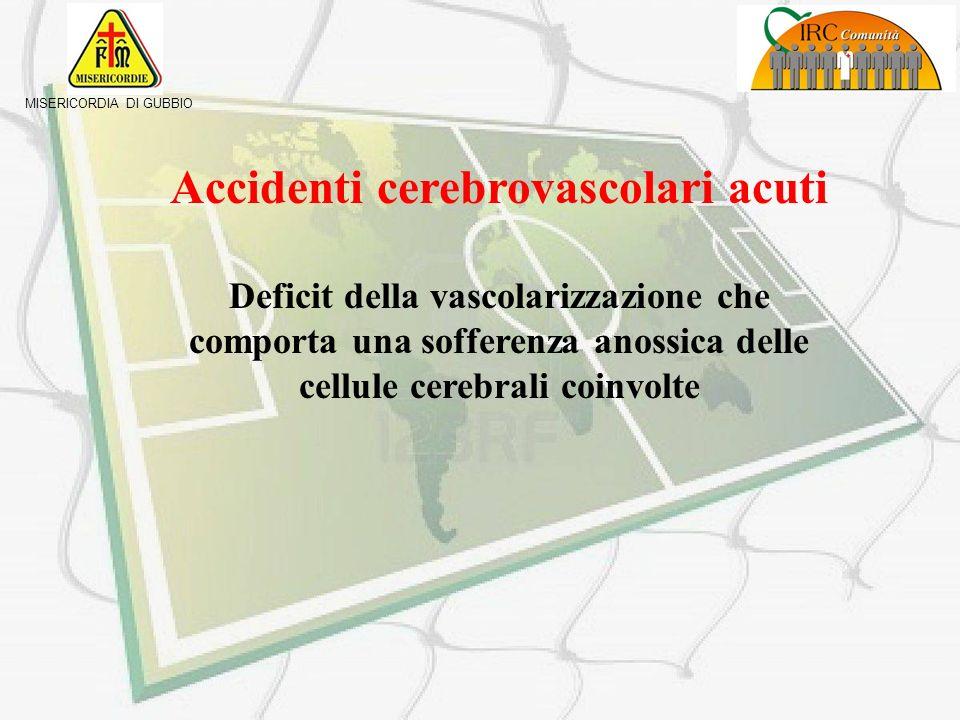 Accidenti cerebrovascolari acuti