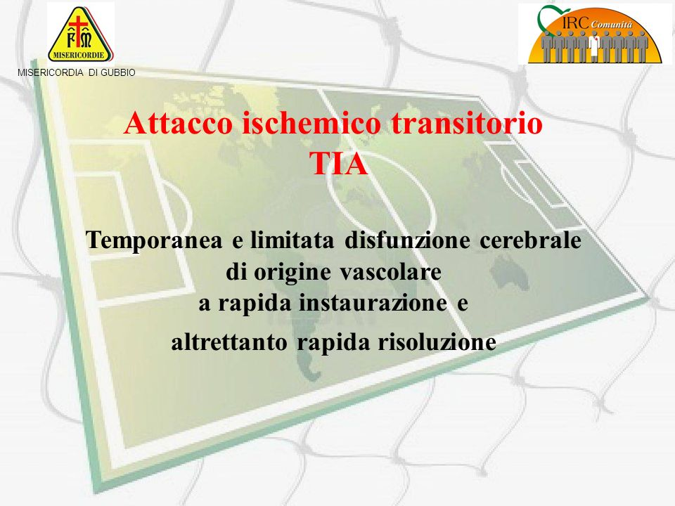 Attacco ischemico transitorio