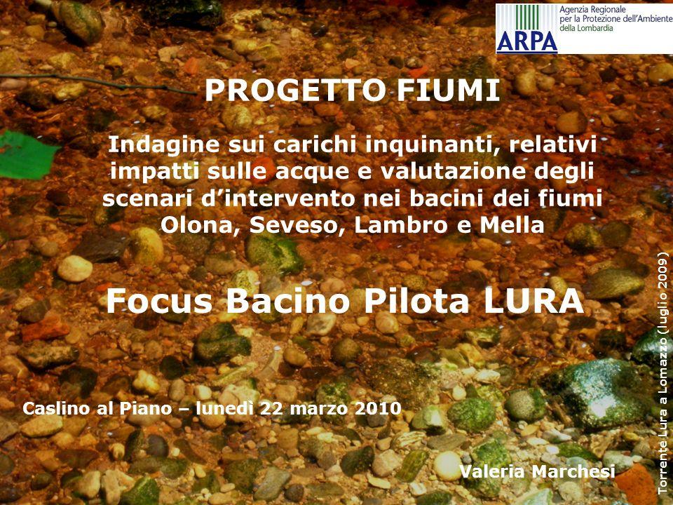 Focus Bacino Pilota LURA