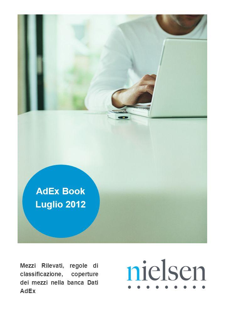 AdEx Book Luglio 2012.