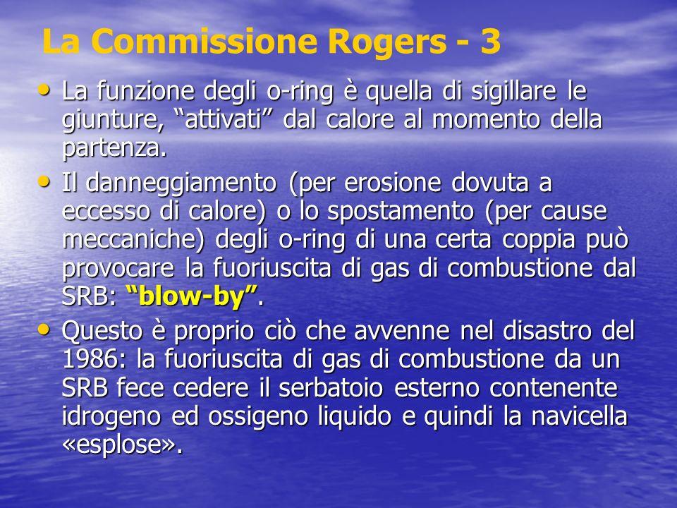 La Commissione Rogers - 3