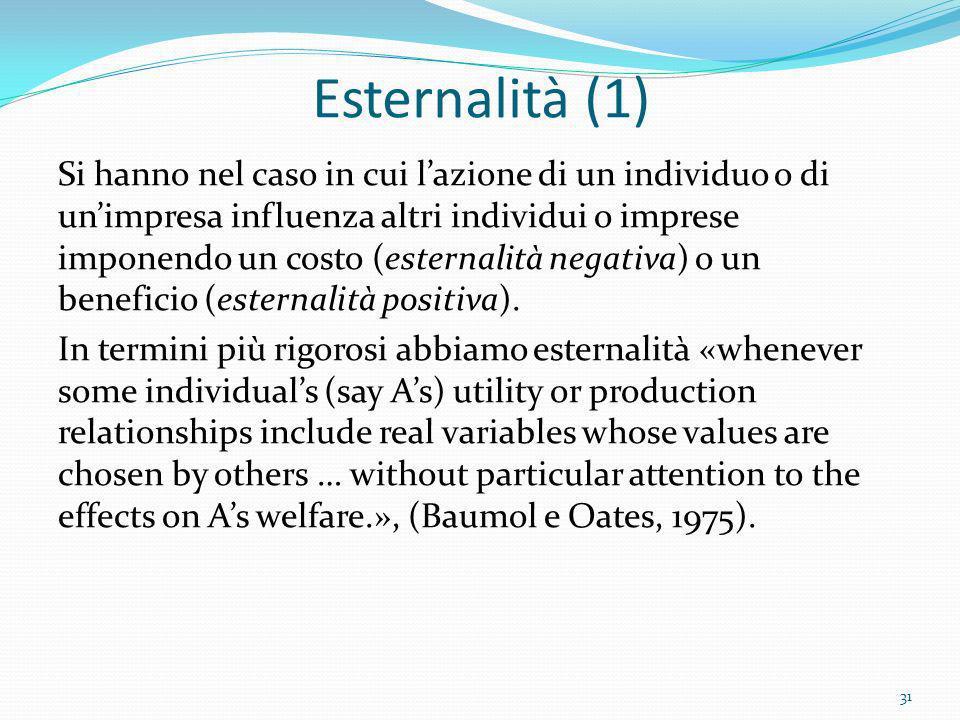 Esternalità (1)