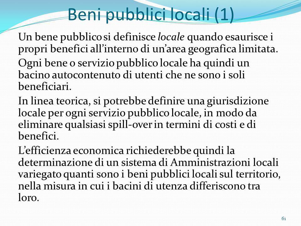 Beni pubblici locali (1)