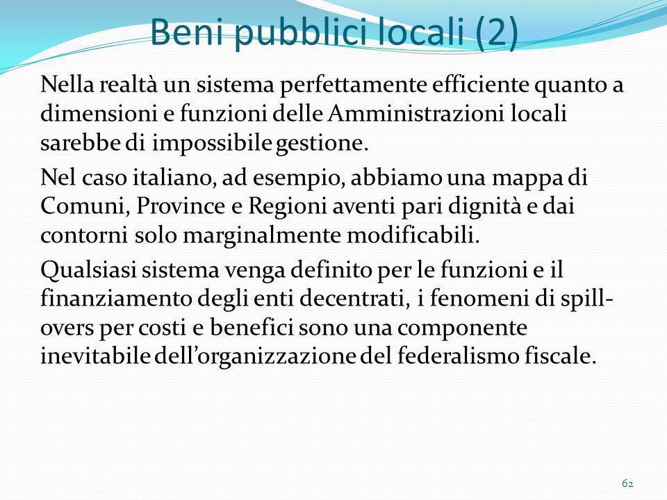 Beni pubblici locali (2)