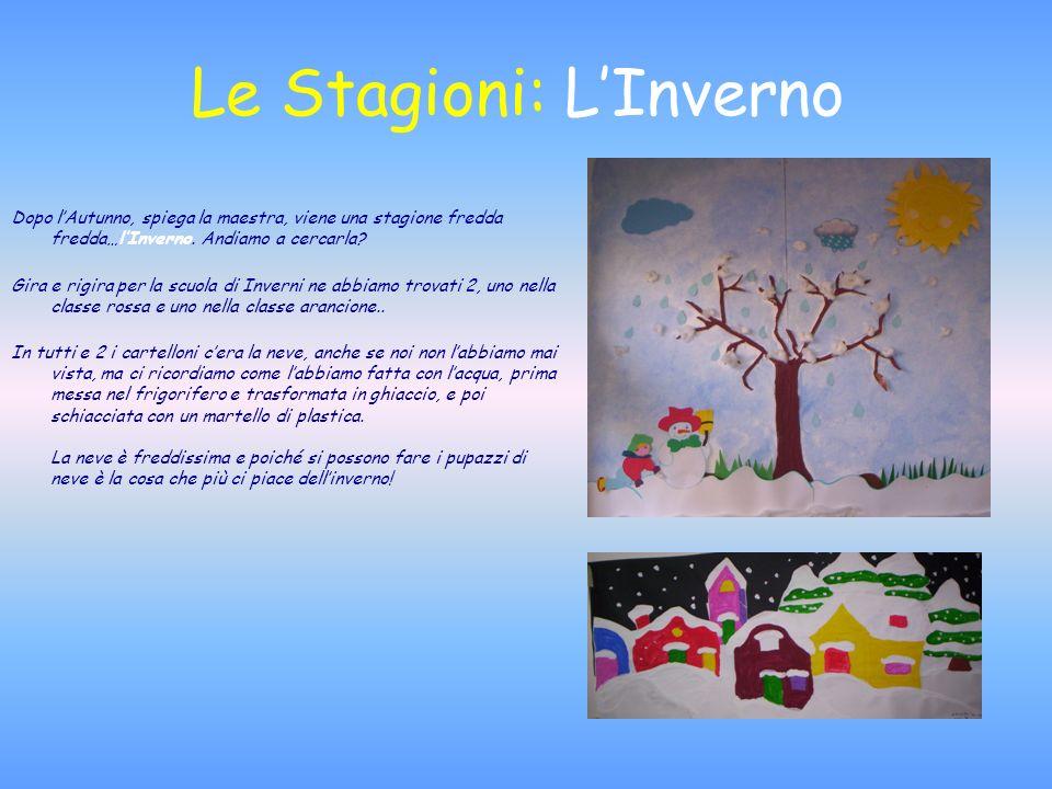 Le Stagioni: L'Inverno