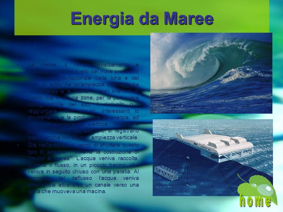 Energia da Maree