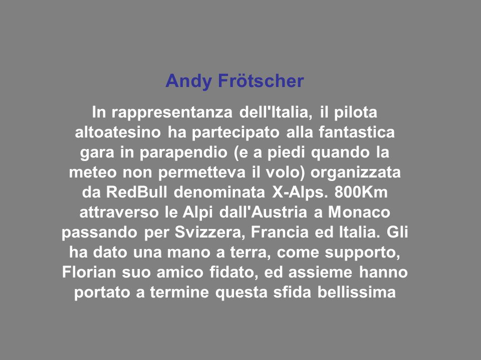 Andy Frötscher